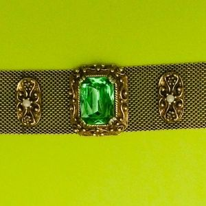"Karu Vintage Bracelet, 7"" size"